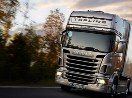 A Scania está a contratar: candidate-se