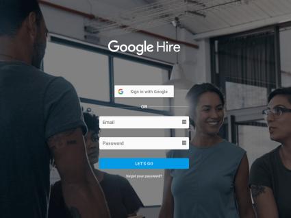 Google lança site de recrutamento