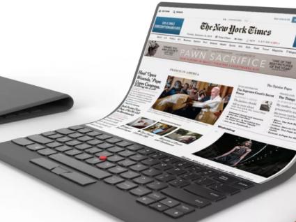 A visão da Lenovo sobre o portátil do futuro é, no mínimo, surpreendente