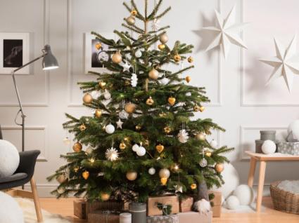 4 sugestões de decoração de Natal com peças Ikea