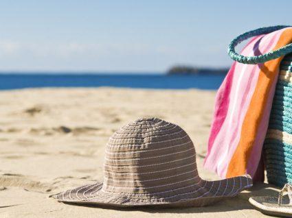 6 sacos de praia giros e espaçosos para usar no verão