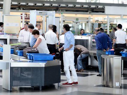 7 objetos estranhos encontrados pela segurança dos aeroportos