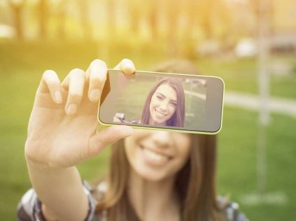Selfies substituem os códigos nas compras online