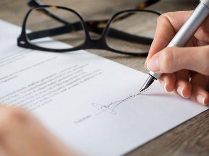 Minuta de contrato de trabalho a tempo parcial: o nosso modelo