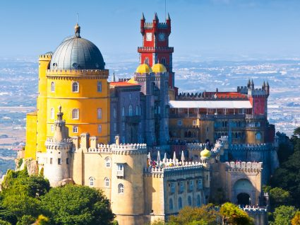 O novo hotel de Sintra vai ter uma vista de sonho