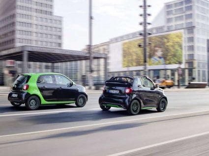 Smart apresentou novas versões elétricas