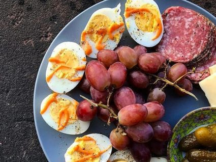 Receitas: 6 snacks paleo deliciosos