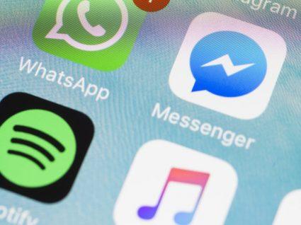 Já pode partilhar músicas do Spotify no Facebook Messenger