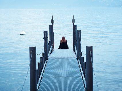 A solidão é uma ameaça maior do que a obesidade
