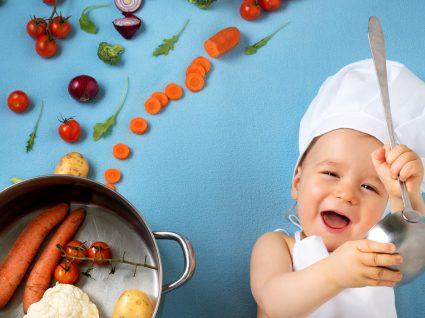 Sopas para bebé: como fazer?