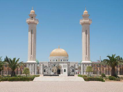 Mausoléu em Sousse