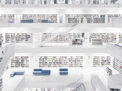 Estas são as 6 bibliotecas mais bonitas do mundo