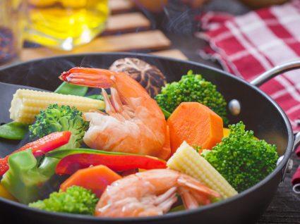 Receitas no wok: as 3 melhores escolhas