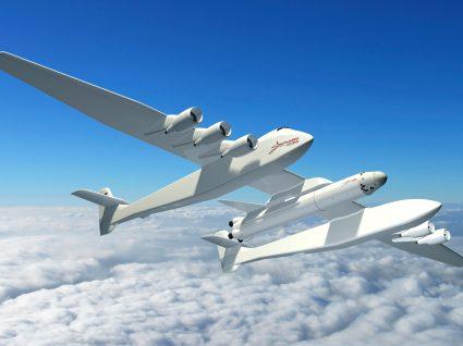O tamanho do maior avião do mundo é... inacreditável