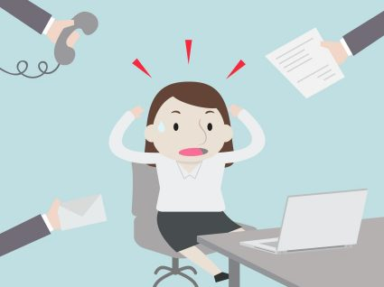 Stress crónico: causas e consequências