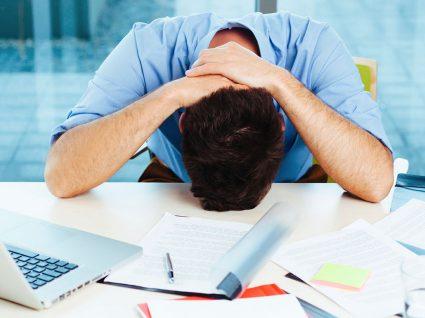 Stress no trabalho: os principais sintomas