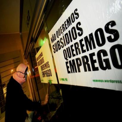 Benefeciários do subsídio de desemprego obrigados a devolver dinheiro