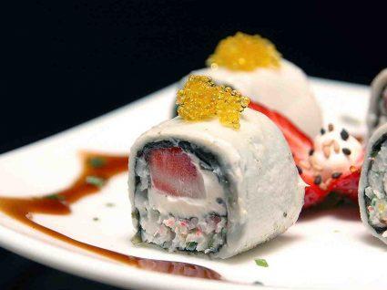 Sushi de fusão no Porto? Conheça o Sushisan