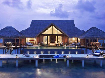 As Maldivas têm os melhores resorts do mundo (e estas imagens são a prova)