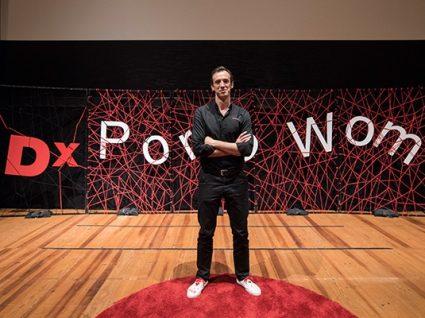 """Pedro Geraldes: """"Nos TED e TEDx não se diz que as pessoas têm de agir. Mostram-se casos de quem agiu"""""""
