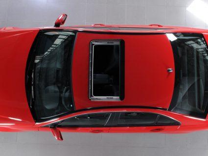 6 carros com mais problemas no teto solar