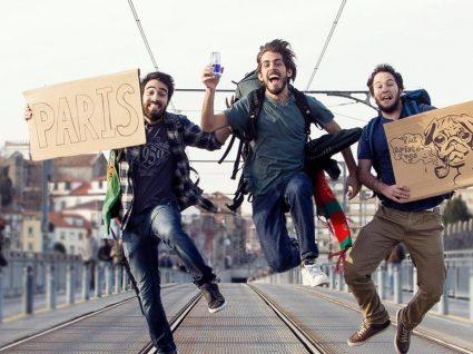 Red Bull procura 600 estudantes para viagem pela Europa