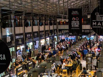 """Time Out Market Lisboa faz 4 anos e convida para festa com ofertas """"2 por 1"""""""