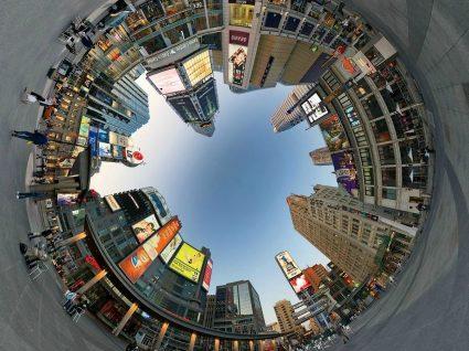 Como tirar fotos em 360 graus