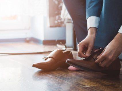 4 razões para tirar os sapatos antes de entrar em casa