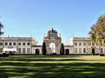 Mais um prémio para Portugal: Palácio de Seteais vence pela excelência