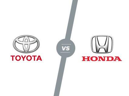 Toyota vs. Honda: qual a melhor marca?