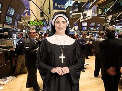 Trabalhou no Banco de Portugal 13 anos e virou freira