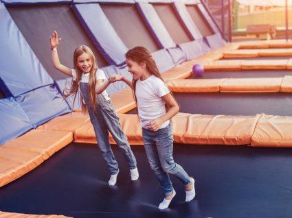 O Jumpers é o primeiro parque de trampolins do Porto