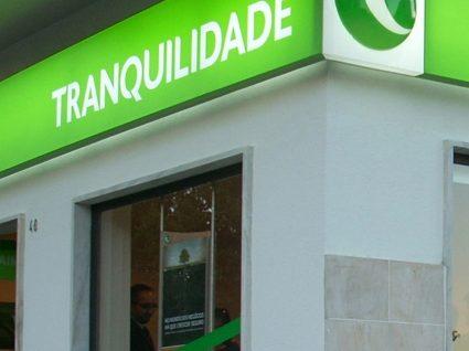Tranquilidade é Melhor Seguradora não-vida portuguesa