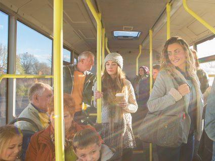 Transporte para o trabalho: 5 motivos para ir de autocarro