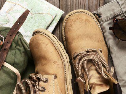 Os 6 melhores sapatos para caminhar em viagem