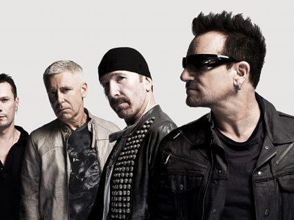 U2 estão de regresso a Portugal
