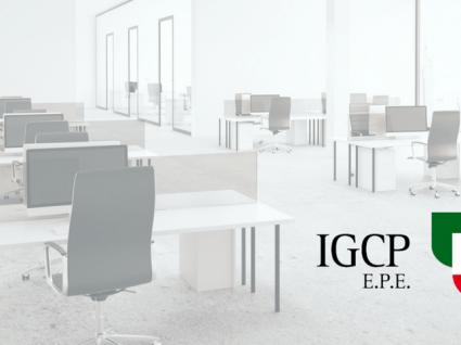 IGCP está a recrutar para a área financeira