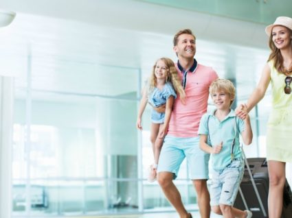 Férias: vale a pena levar as crianças a sítios novos?