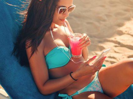 5 receitas seca barriga: sumos e chás para ter um corpo de verão