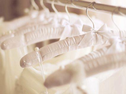 Como escolher vestidos de noiva para grávidas