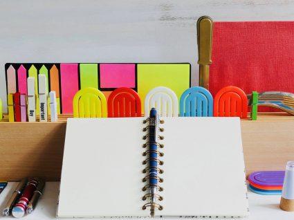 20 itens essenciais para organizar a vida