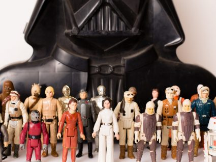 Star Wars e os colecionáveis que valem fortunas