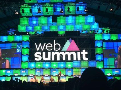 Web Summit garantida por cinco anos