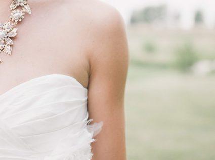 Conheça os 10 principais tipos de decotes no vestido de noiva