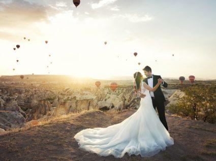 Tendências de casamento para 2018