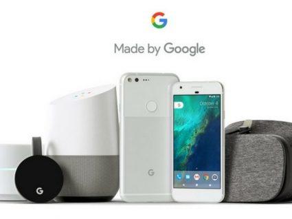5 produtos da Google que vai querer ter