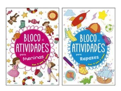 Porto Editora volta a colocar à venda atividades para rapazes e raparigas