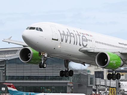 White Airways tem 120 vagas de emprego