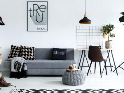 Como decorar a sua casa como um loft em Amesterdão em 4 passos